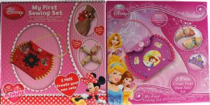 Wholesale Joblot 12 x Disney Princess My First Sewing Minnie Mouse Sets